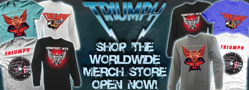 Triumph Worldwide Merch Store 