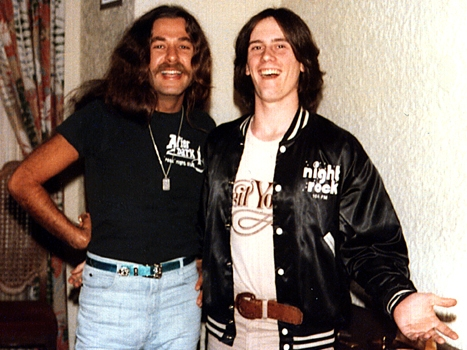Tom and Mike Levine 1979