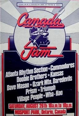 Triumph - Canada Jam 1978